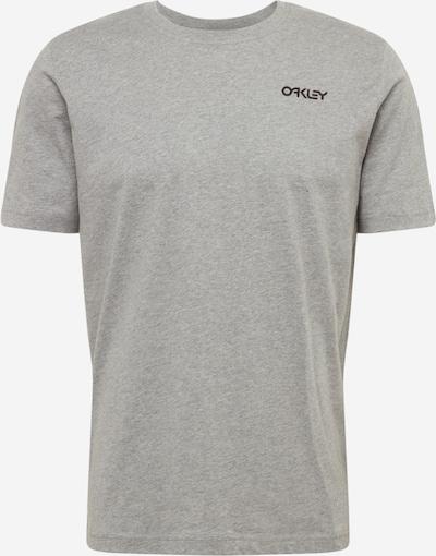 OAKLEY Funktionsshirt 'BACK AD HERITAGE' in grau, Produktansicht