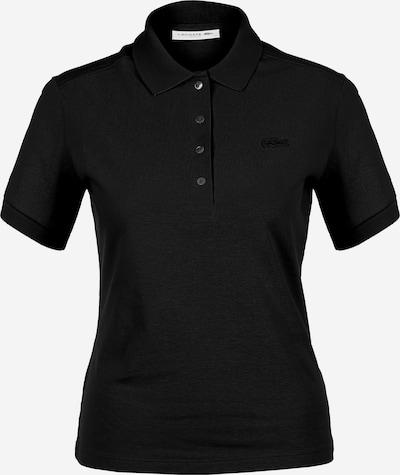 LACOSTE Polo ' Sportswear ' in schwarz, Produktansicht