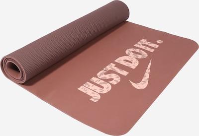 NIKE Accessoires Matte 'JDI Yoga Mat 2.0' in rostrot, Produktansicht