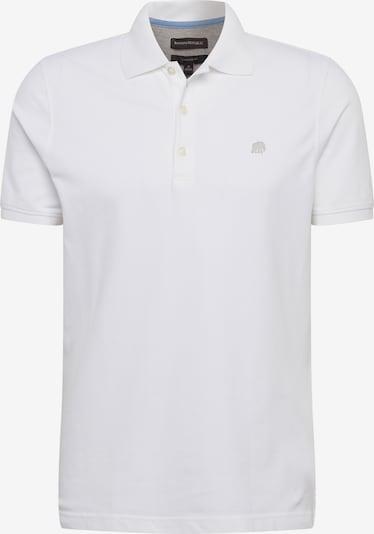 Banana Republic T-Shirt 'ST Branded Pique Polo Basics' en blanc, Vue avec produit