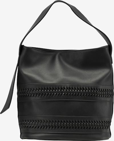 Usha Handtasche 'Hobo' in schwarz, Produktansicht