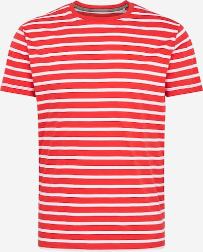 ESPRIT T-Shirt en rouge / blanc, Vue avec produit
