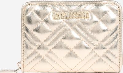 Love Moschino Geldbörse in kupfer / gold / platin, Produktansicht