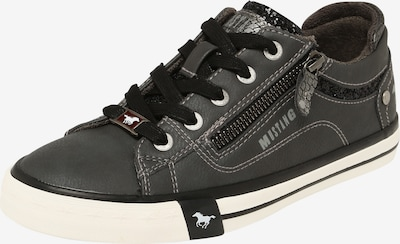 MUSTANG Sneakers in graphit, Produktansicht