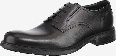 Pantofi cu șireturi 'DUBLIN' GEOX pe negru, Vizualizare produs