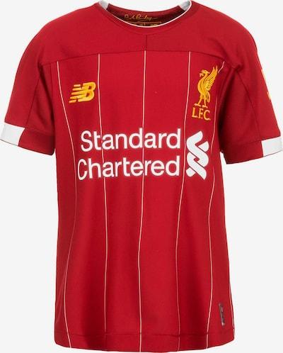 new balance Trikot 'FC Liverpool' in gelb / rot / weiß, Produktansicht