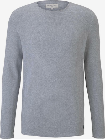 TOM TAILOR DENIM Pullover in grau, Produktansicht