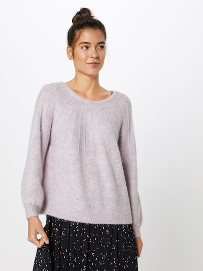 ONLY Pullover in orchidee, Modelansicht