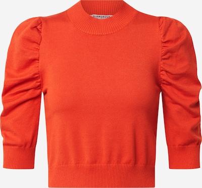 GLAMOROUS Pullover in dunkelorange, Produktansicht