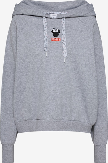 ABOUT YOU x Disney Sweat-shirt 'Kim' en gris, Vue avec produit