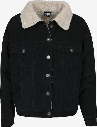 Urban Classics Curvy Jacket in schwarz, Produktansicht