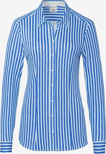 DESOTO Bluse in blau / weiß, Produktansicht