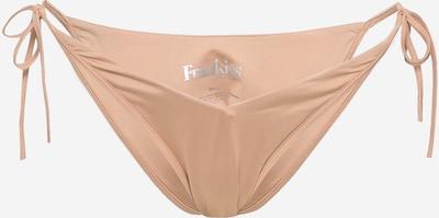 Frankies Bikinis Bikini hlačke | rjava barva, Prikaz izdelka