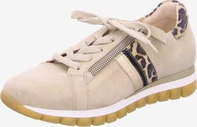 GABOR Sneakers laag in de kleur Beige, Productweergave