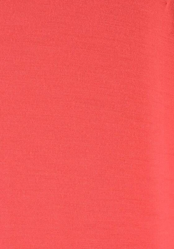 s.Oliver RED LABEL Beachwear Strandshirt mit Spitzeneinsatz