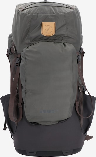 Fjällräven Rucksack 'Abisko' in grau, Produktansicht