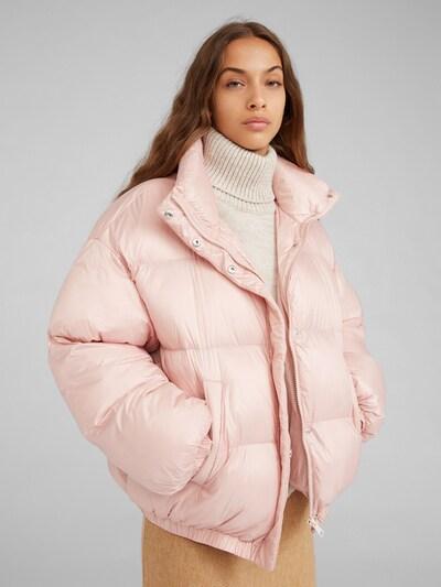 EDITED Zimska jakna 'Elroy' | roza / rosé barva: Frontalni pogled