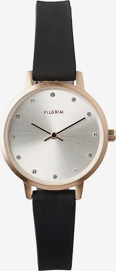 Pilgrim Analogna ura 'Naima' | rožnato zlata / črna barva, Prikaz izdelka