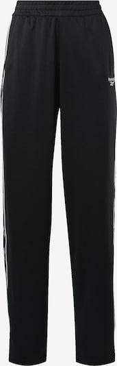 Reebok Classic Broek in de kleur Zwart: Vooraanzicht
