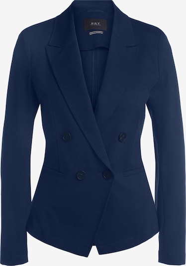 SET Blazer in blau, Produktansicht