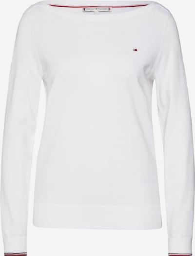 TOMMY HILFIGER Trui 'New Ivy' in de kleur Wit, Productweergave
