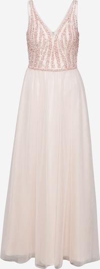Unique Abendkleid in rosé / silber, Produktansicht
