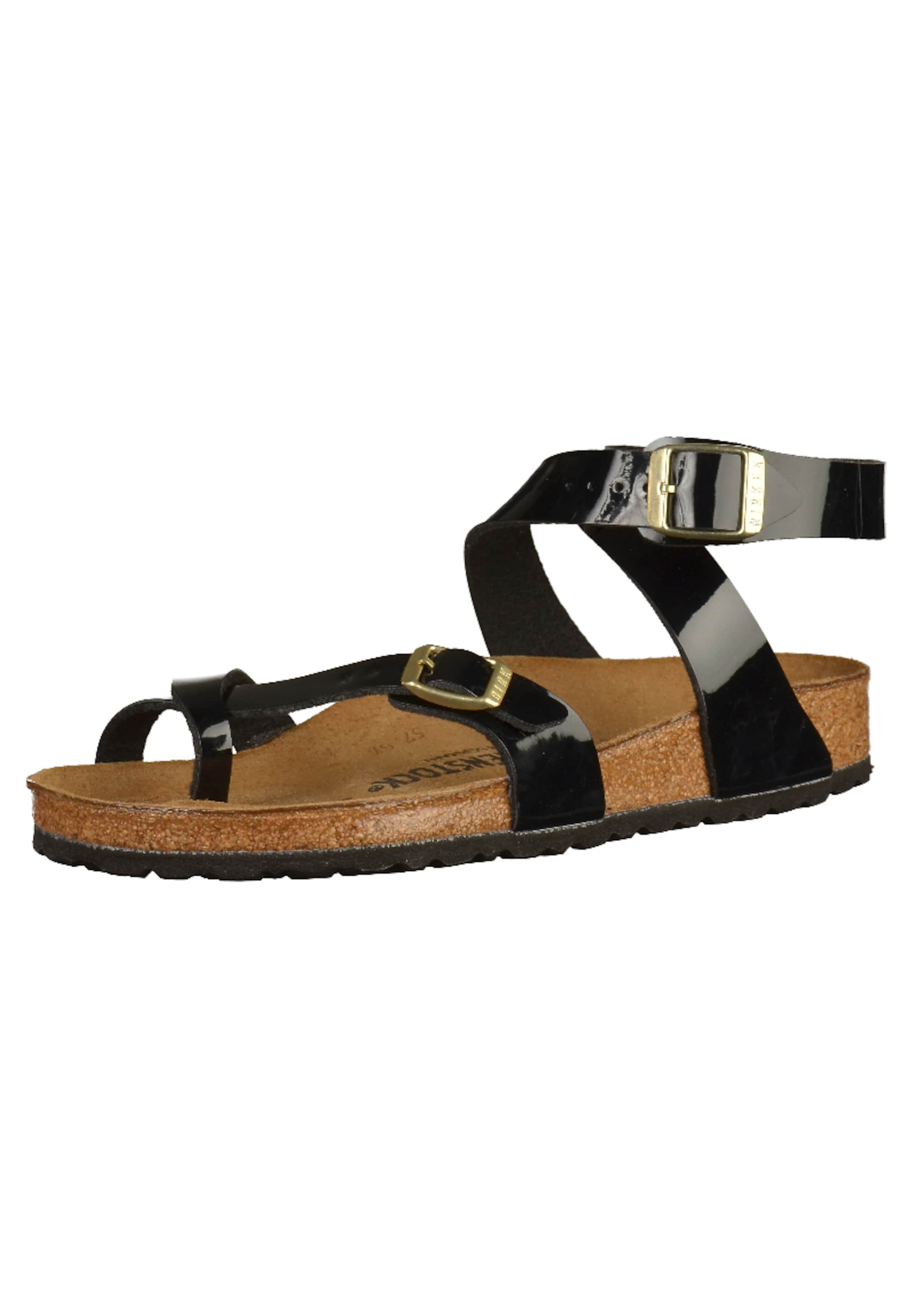 BIRKENSTOCK Zehensteg Yara Verschleißfeste billige Schuhe