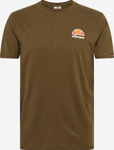 ELLESSE Camiseta 'CANALETTO' en caqui / oliva, Vista del producto