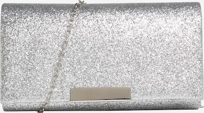 mascara Clutch 'MINI FOLD' in de kleur Zilver, Productweergave