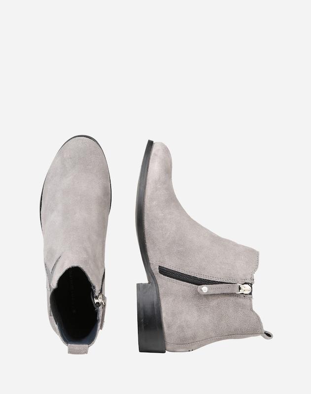 TOMMY HILFIGER Chelsea Boots aus Leder