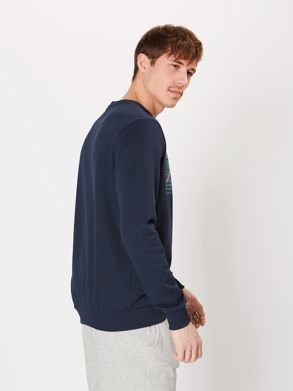 Rose Bleu Sweat shirt Yourturn En FoncéMenthe USMzVpq