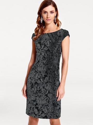 heine Sheath Dress in Black
