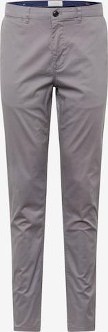 SCOTCH & SODA Chino Pants 'Mott' in Grey