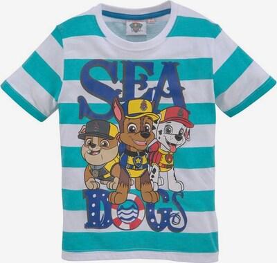 PAW Patrol T-Shirt in blau / weiß, Produktansicht