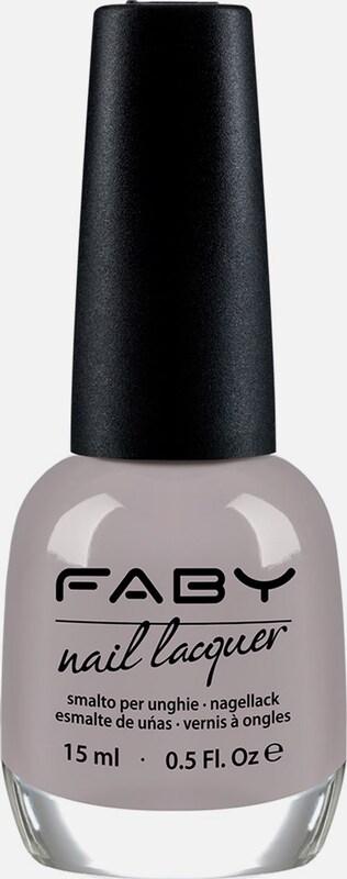 FABY Nagellack 'Braun & Grau Töne'