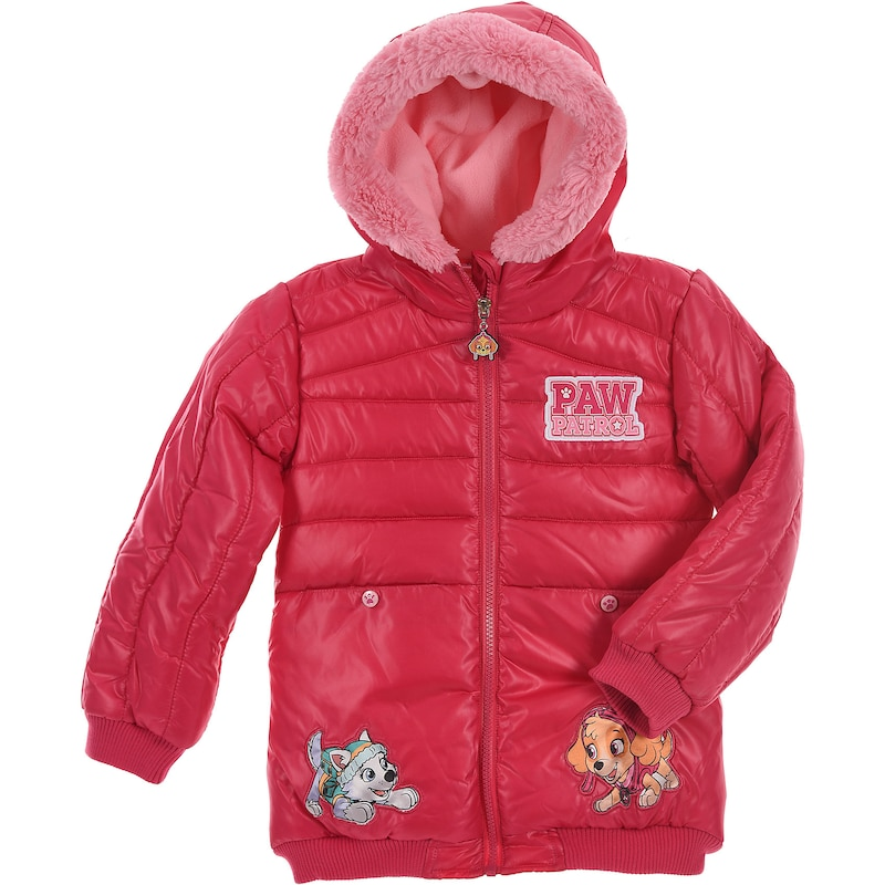 64c4c75031 PAW Patrol Winterjacke in pink   ABOUT YOU