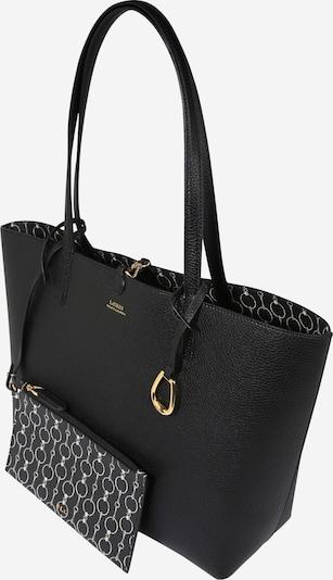 Lauren Ralph Lauren Torba shopper w kolorze czarnym, Podgląd produktu
