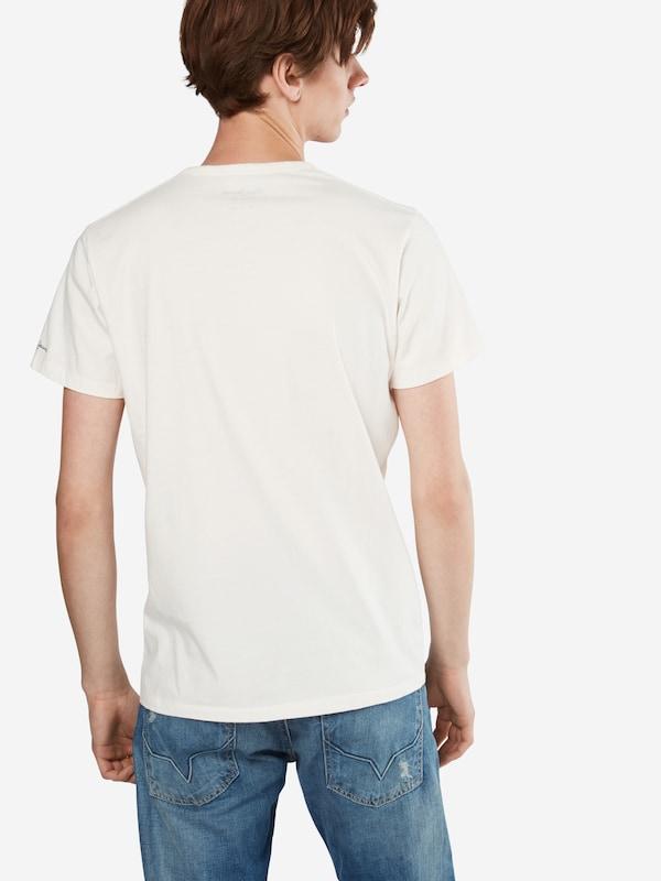 Pepe Jeans Bedrucktes T-Shirt 'JANKEL TEE'
