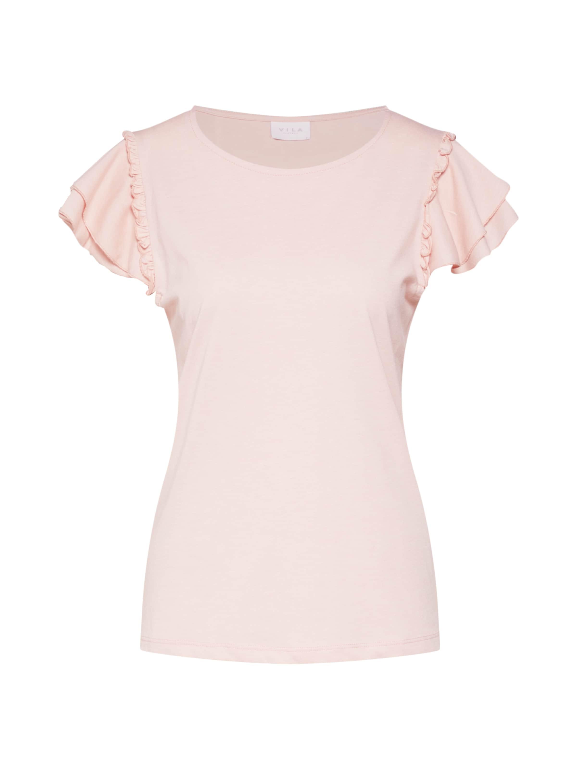 shirt T En Vila Rose 'vilia' FK1clJ