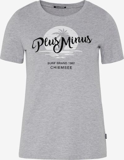 CHIEMSEE Sport-Shirt in grau, Produktansicht