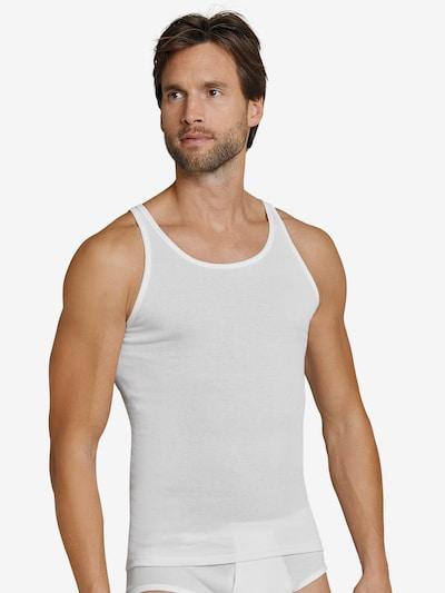 SCHIESSER Onderhemd in de kleur Wit, Modelweergave
