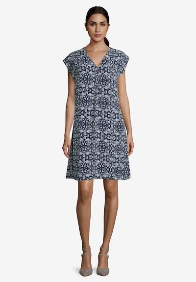 Betty & Co Sommerkleid mit Blumenprint in blau / weiß, Modelansicht