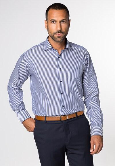 ETERNA Langarm Hemd COMFORT FIT in marine, Produktansicht
