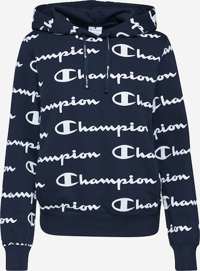 Champion Authentic Athletic Apparel Sweatshirt in de kleur Navy, Productweergave
