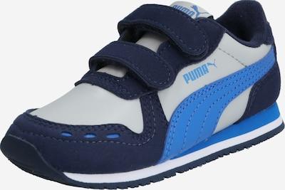 PUMA Schuhe 'Cabana Racer' in navy / himmelblau / hellgrau, Produktansicht