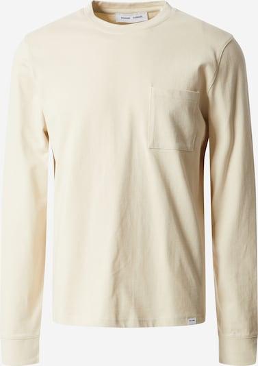Samsoe Samsoe T-Shirt 'Arrie' en crème, Vue avec produit
