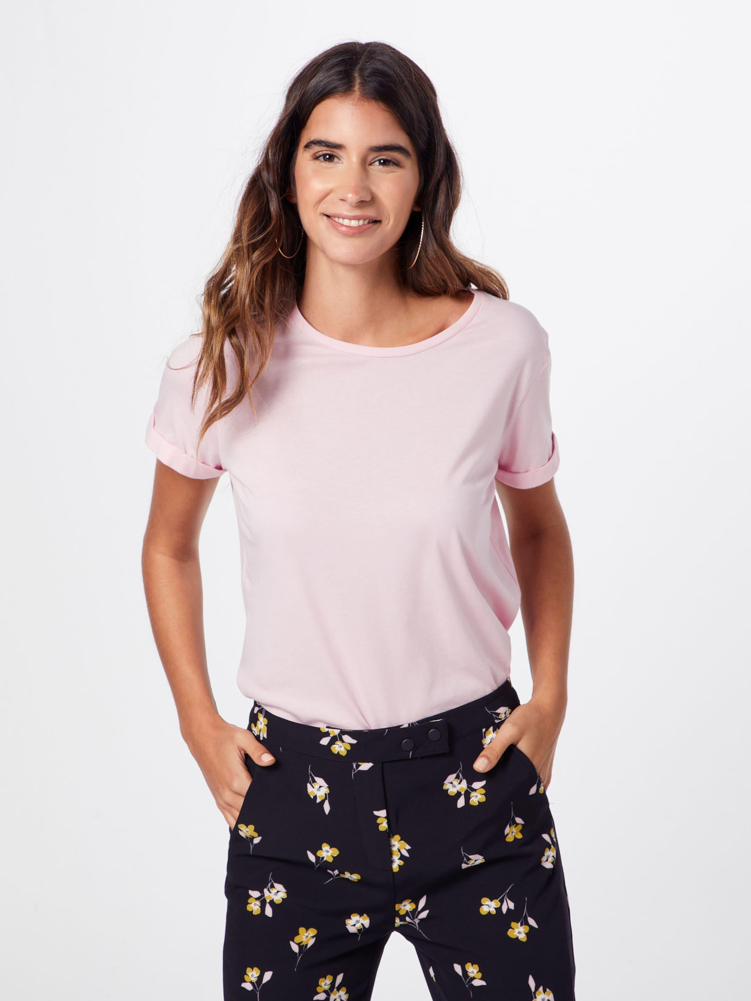 'premium Crew' In Shirt Rosa Superdry PXTOikZu
