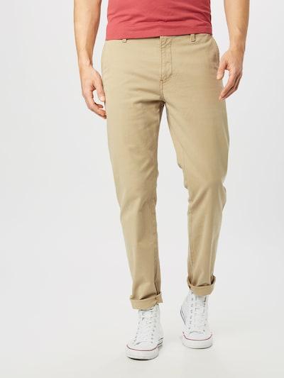 LEVI'S Pantalon en beige, Vue avec modèle