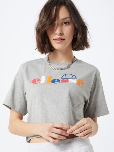 ELLESSE Shirt 'RALIA' in grau, Modelansicht