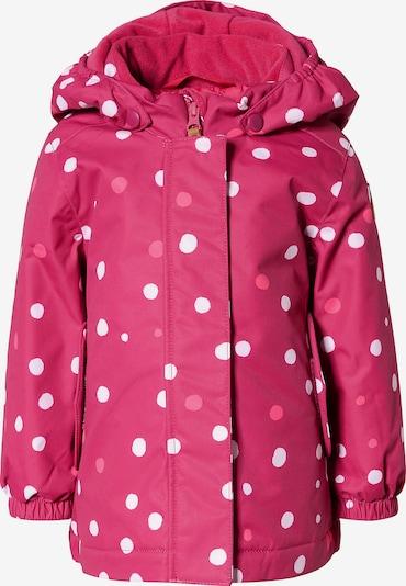 Reima Winterjacke 'Aseme' in pink / rosa / weiß, Produktansicht